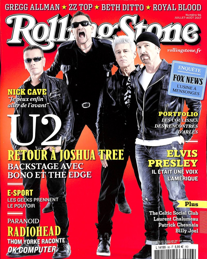 Rolling Stone N° 103 March 2018