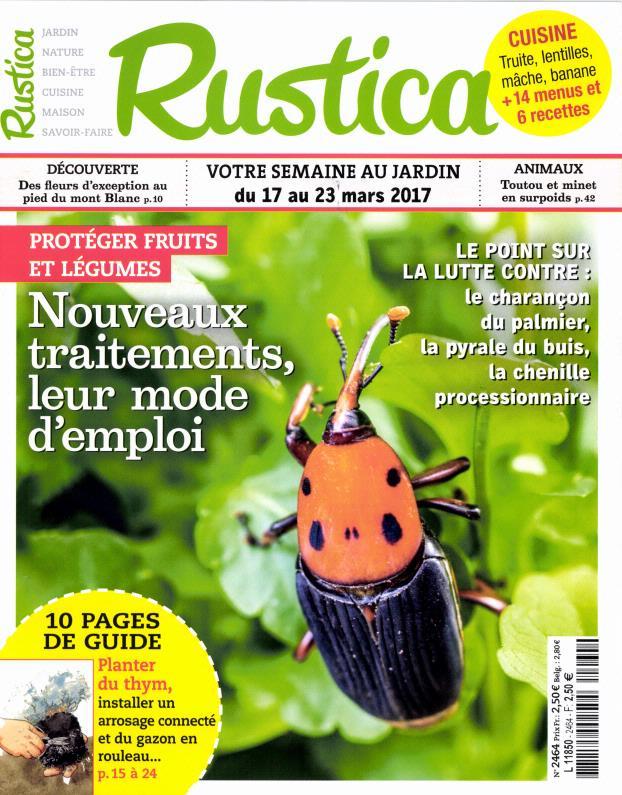 Rustica N° 2465 Mars 2017
