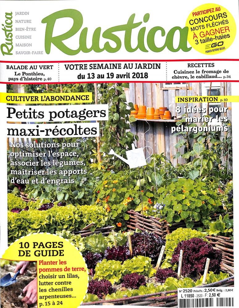 Rustica N° 2520 April 2018