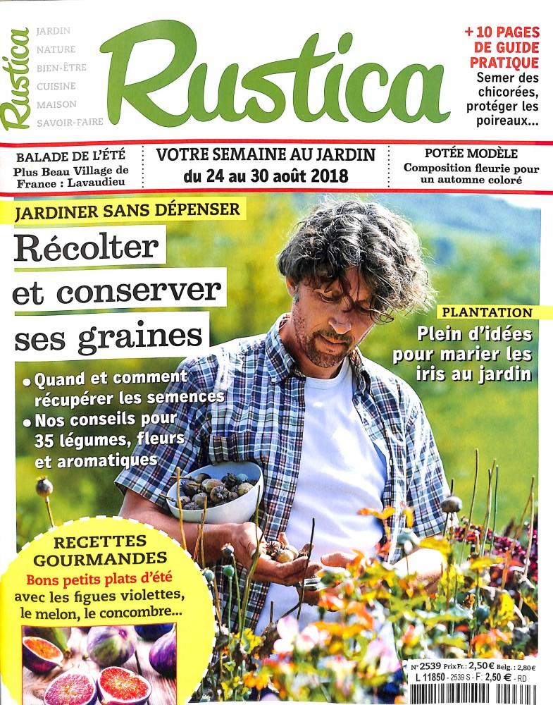 Rustica N° 2607 Décembre 2019