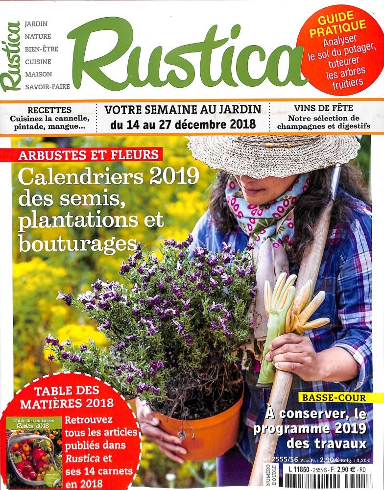 Rustica N° 2605 Novembre 2019
