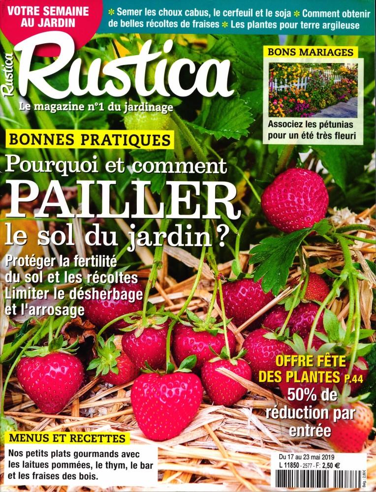 Rustica N° 2577 Mai 2019