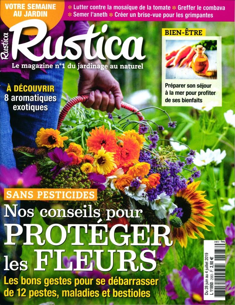 Rustica N° 2584 Juillet 2019