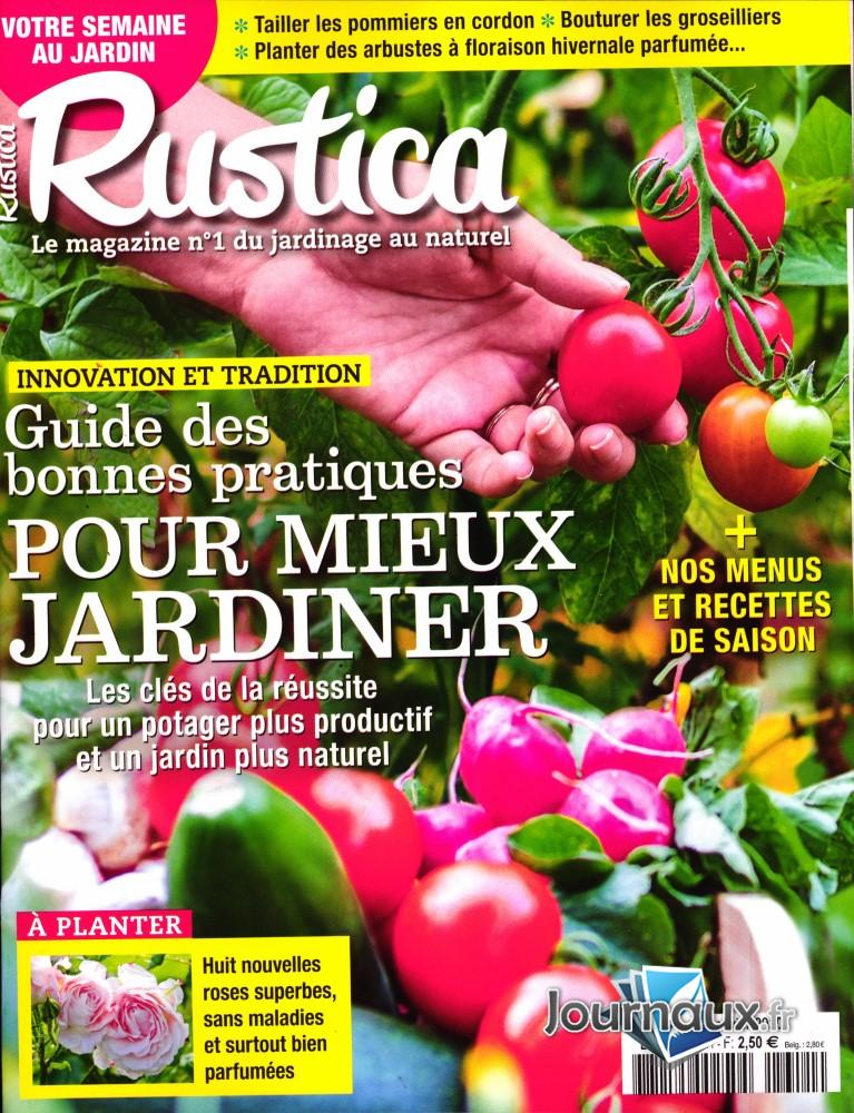 Rustica N° 2613 Janvier 2020