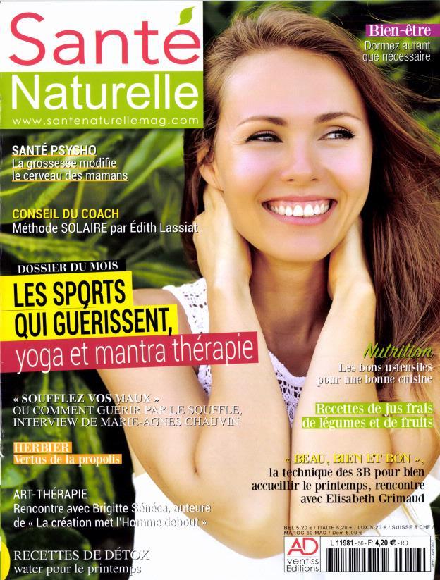 Santé Naturelle N° 56 Mars 2017
