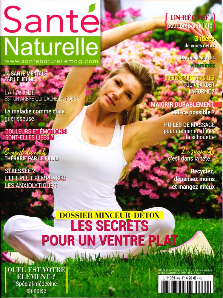 Santé Naturelle N° 69 Mai 2019