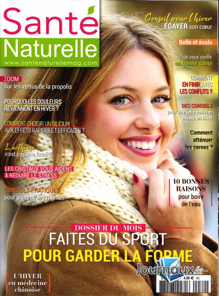 Santé Naturelle N° 72 Novembre 2019