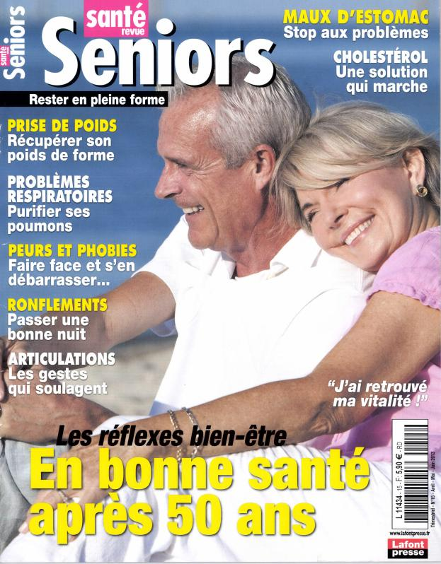 Santé revue seniors N° 42 Janvier 2020
