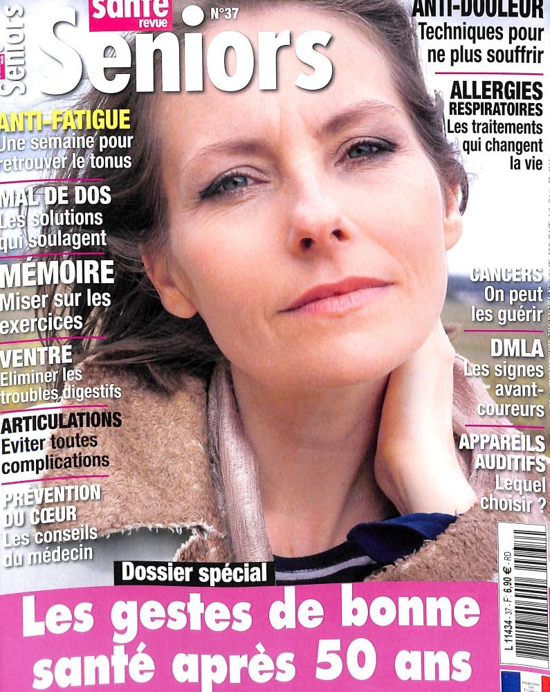 Santé revue seniors N° 37 October 2018