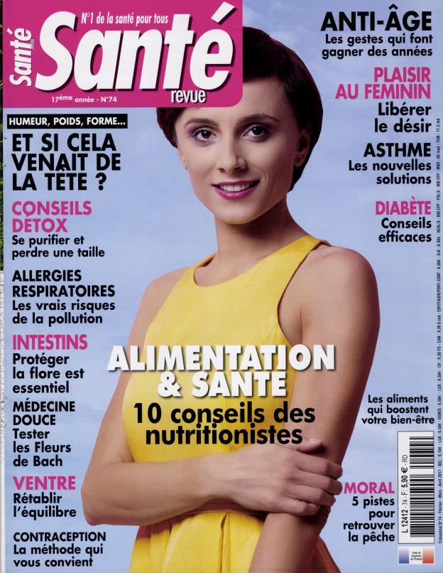 Santé Revue N° 74 Février 2017