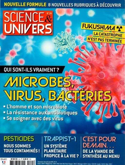 Science et univers N° 24 Mai 2017
