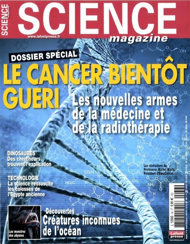 Science Magazine N° 65 Janvier 2020