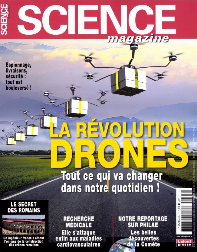 Science Magazine N° 63 Juillet 2019