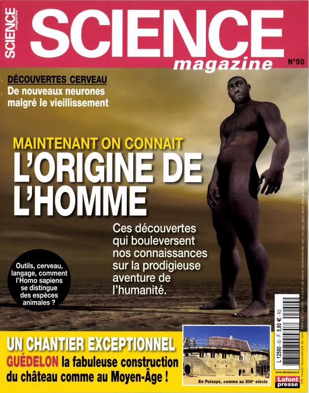 Science Magazine N° 63 Juillet 2019