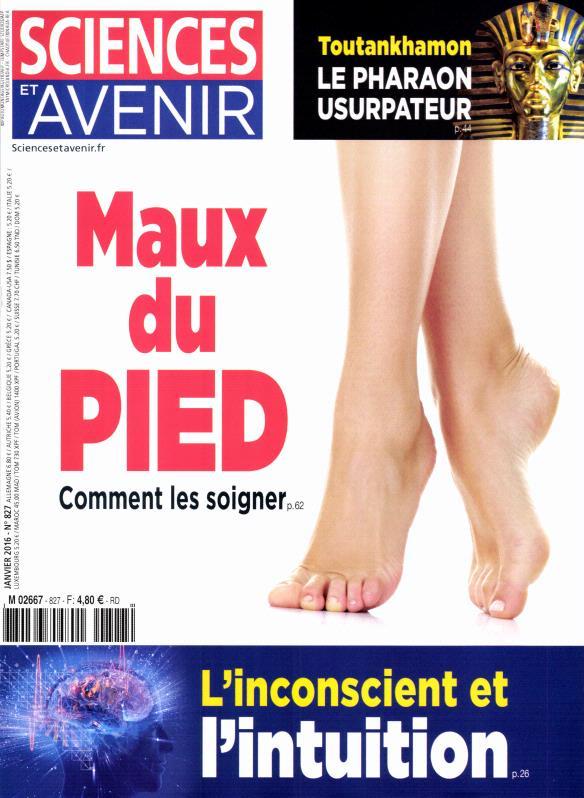 Sciences et Avenir N° 871 Août 2019