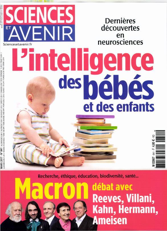 Sciences et Avenir N° 841 Février 2017