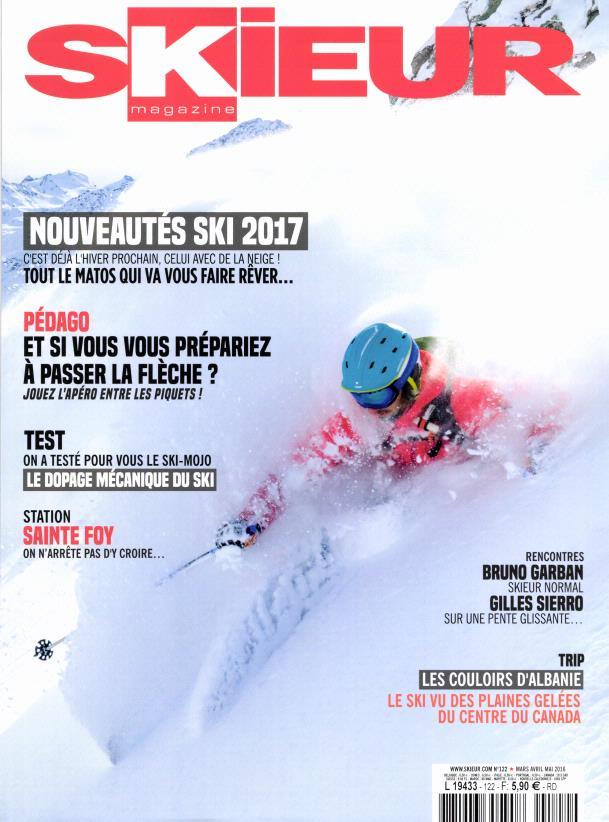 Skieur Magazine N° 153 Décembre 2019