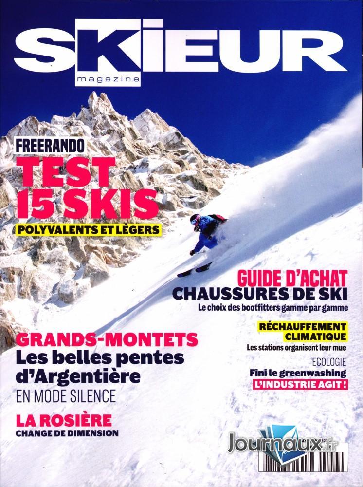 Skieur Magazine N° 154 Janvier 2020