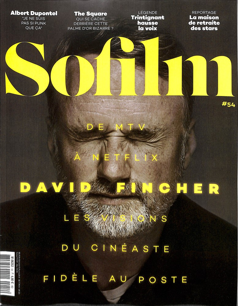 So film N° 54 Octobre 2017