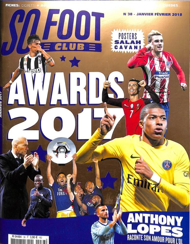So foot club N° 59 Février 2020