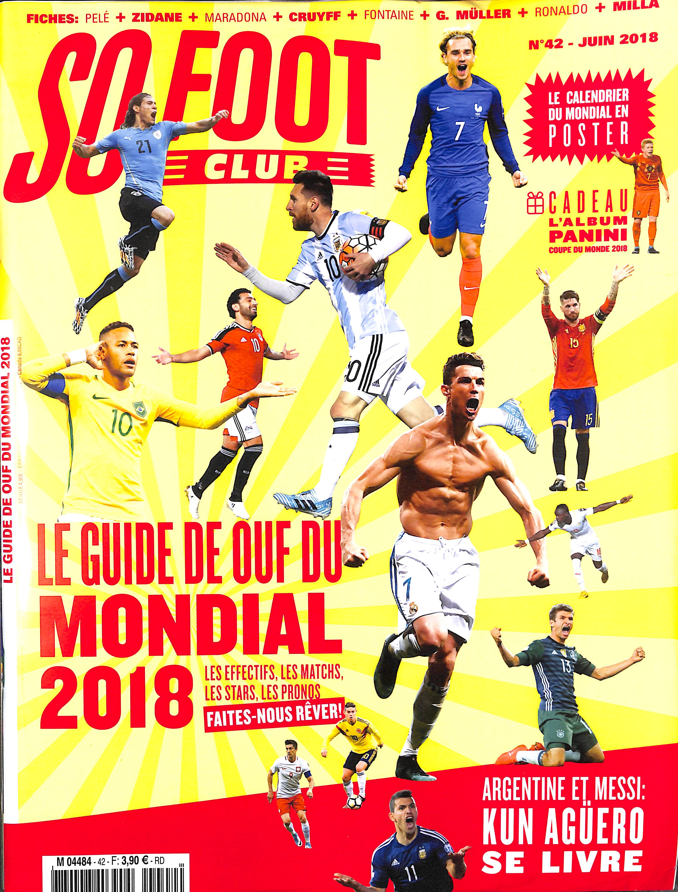 So foot club N° 43 June 2018