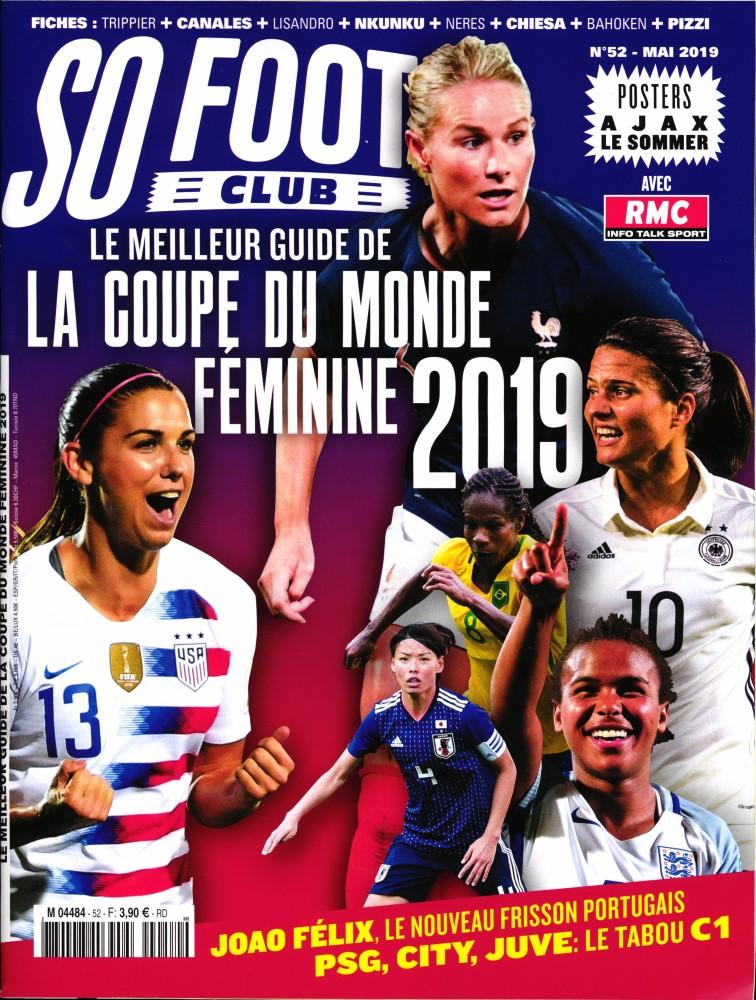 So foot club N° 53 Juin 2019