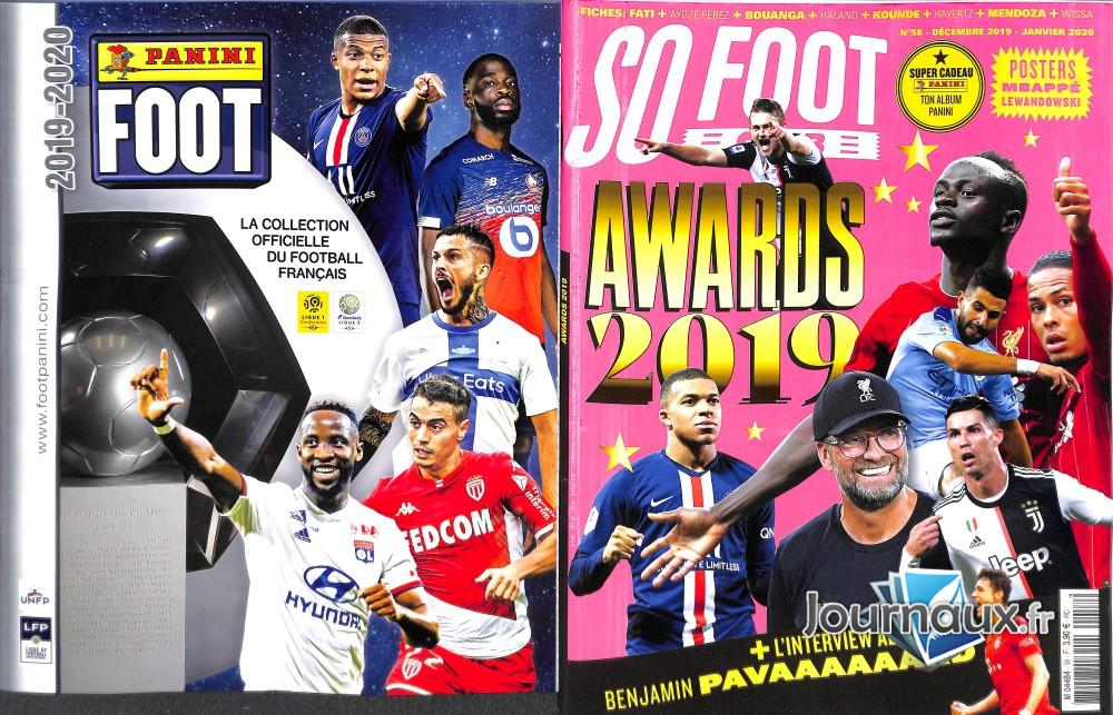So foot club N° 57 Octobre 2019