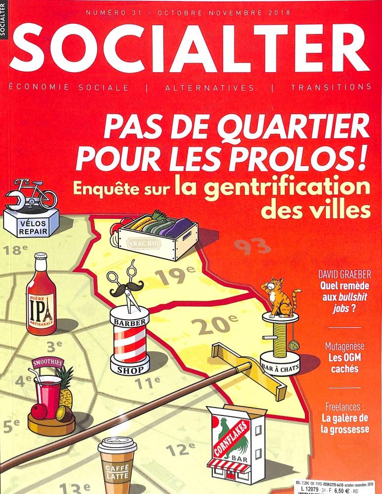 Socialter N° 31 October 2018