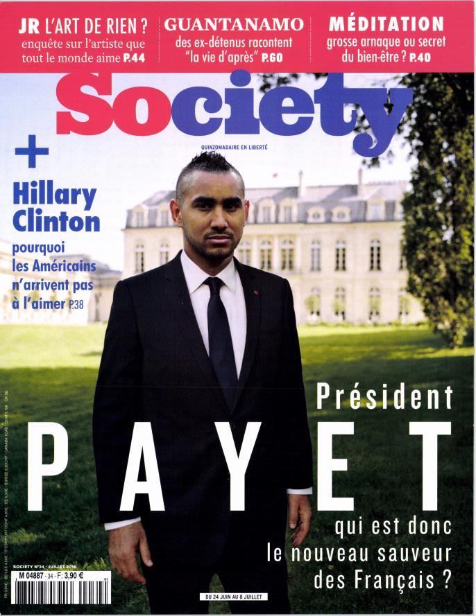 Society N° 106 Mai 2019
