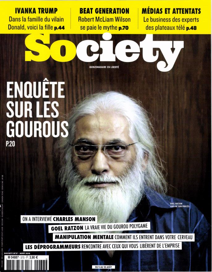 Society N° 122 Janvier 2020