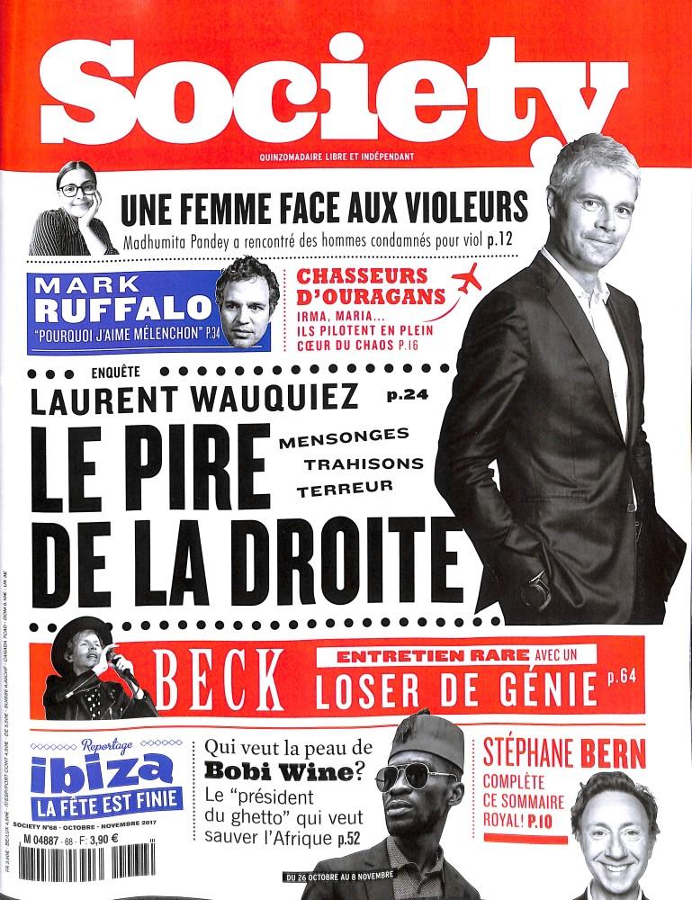 Society N° 124 Février 2020