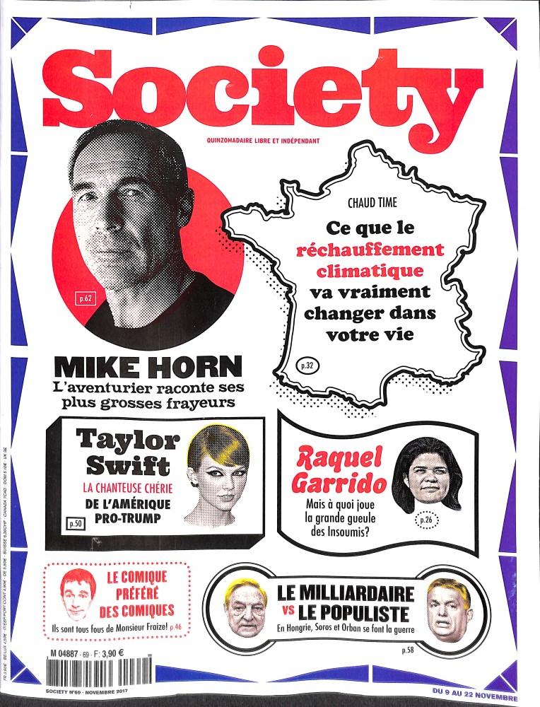 Society N° 102 Mars 2019