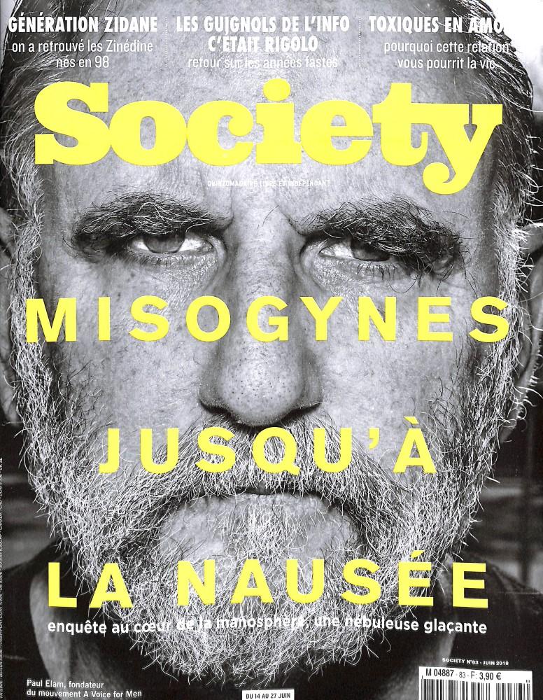 Society N° 83 June 2018