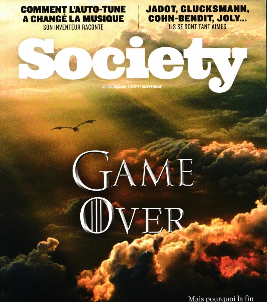 Society N° 125 Février 2020