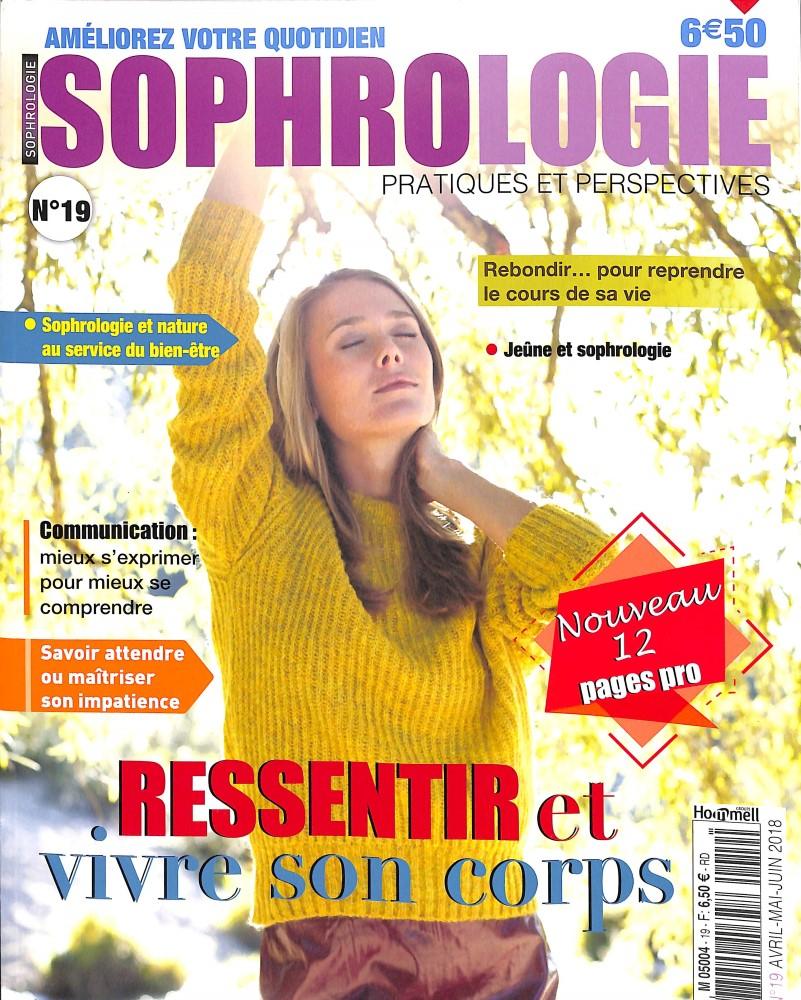 Sophrologie N° 19 April 2018