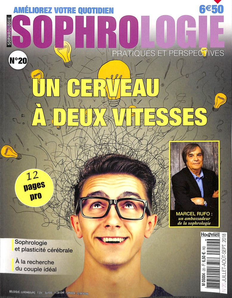 Sophrologie N° 20 July 2018