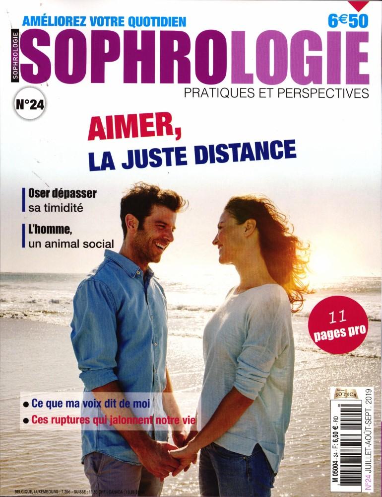 Sophrologie N° 25 Octobre 2019