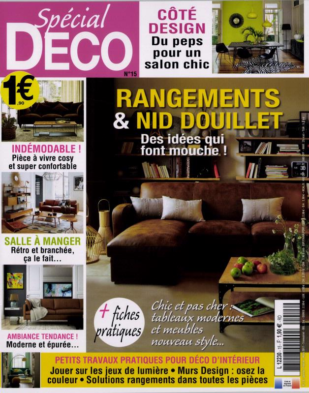 sp cial d co n 15 abonnement sp cial d co abonnement magazine par. Black Bedroom Furniture Sets. Home Design Ideas