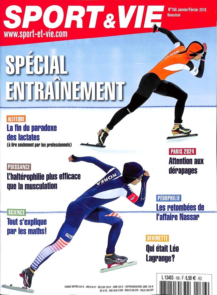 Sport et Vie N° 133 Juillet 2012