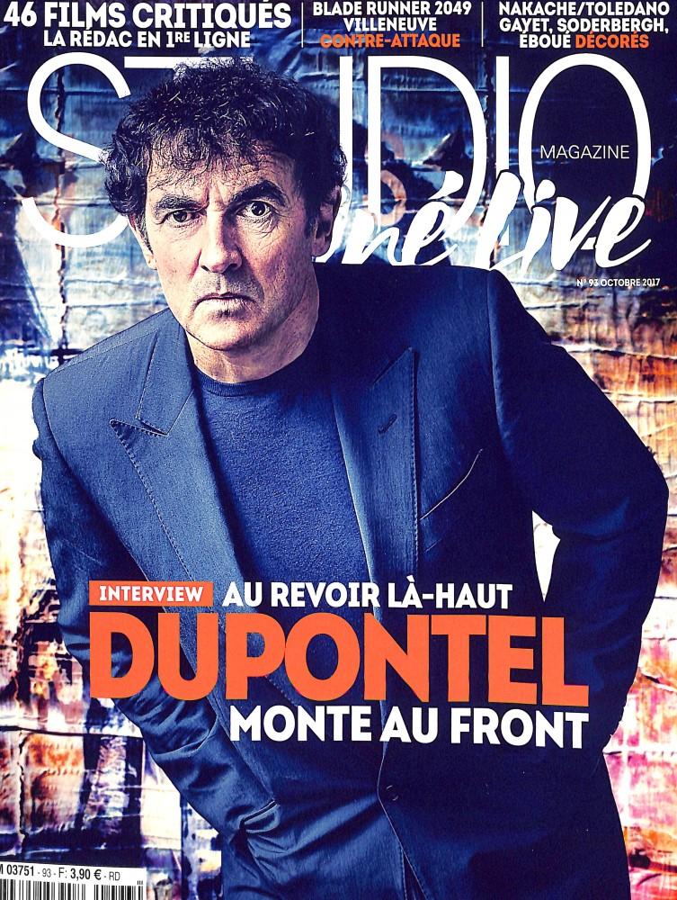 Studio - Ciné Live N° 93 Octobre 2017