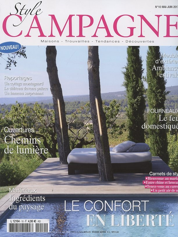 Style campagne N° 10 Avril 2017