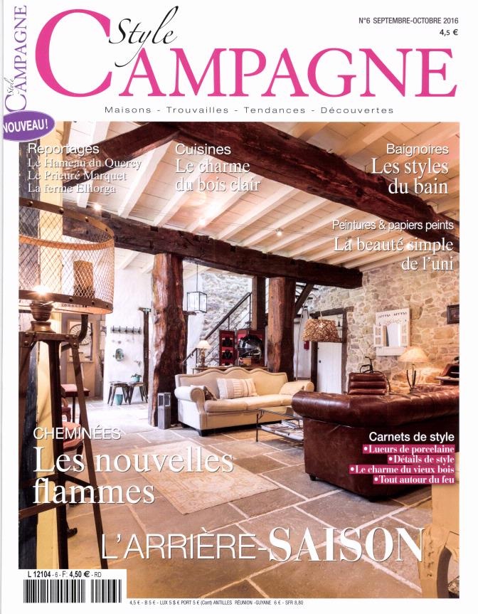 Style campagne N° 25 Janvier 2020
