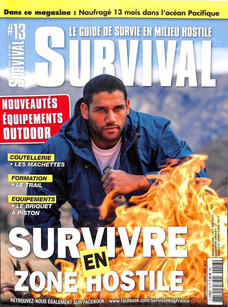 Survival N° 13 March 2018