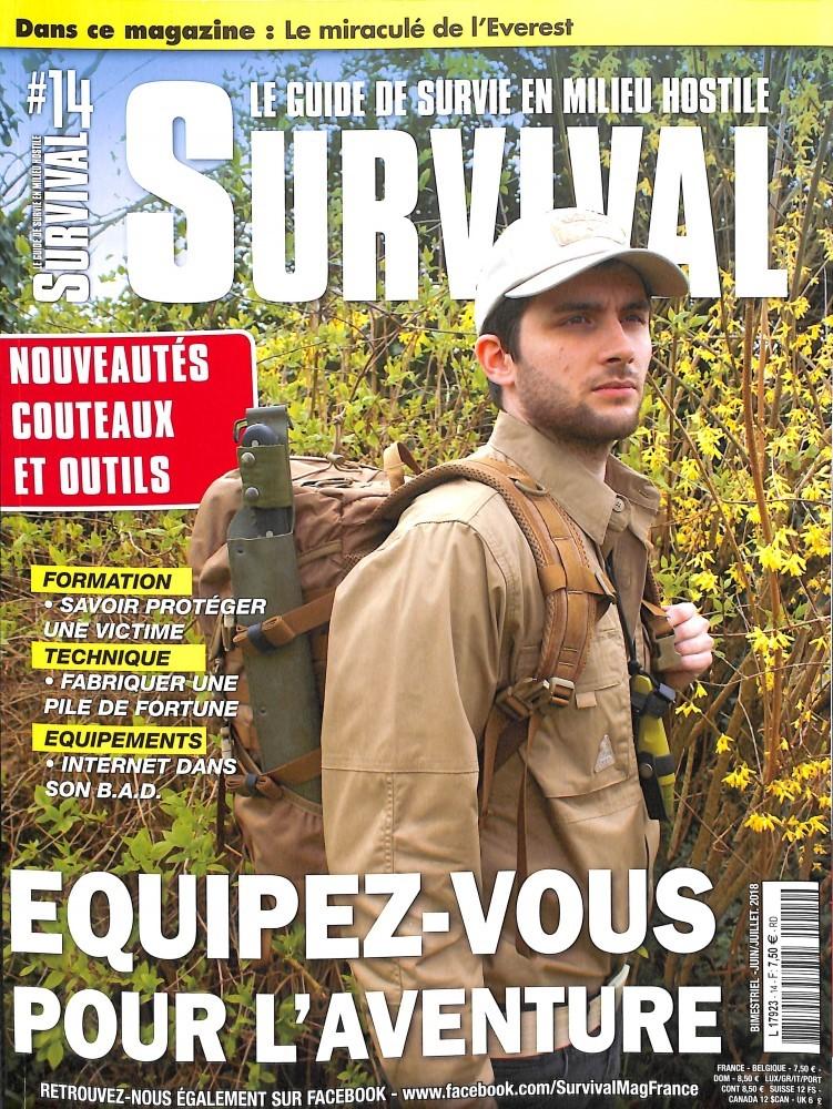 Survival N° 14 June 2018