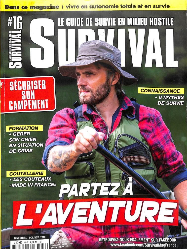 Survival N° 16 September 2018