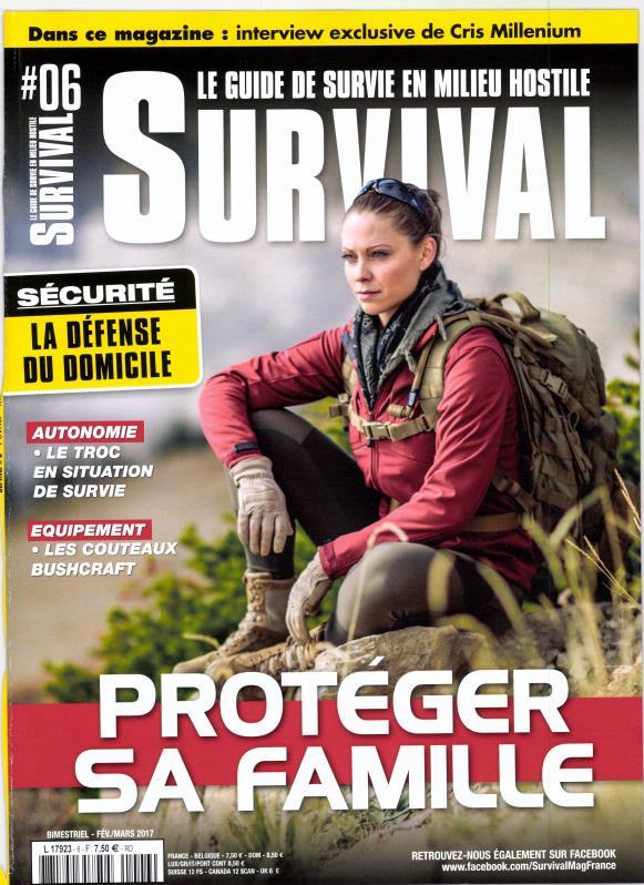 Survival N° 6 Janvier 2017