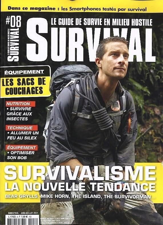 Survival N° 8 Mai 2017