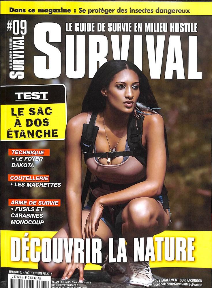 Survival N° 9 Juillet 2017