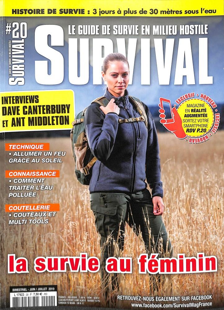 Survival N° 20 Juin 2019