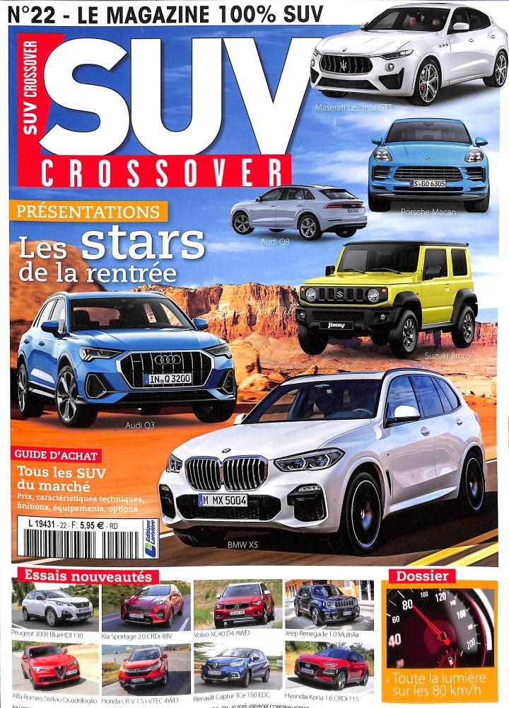 SUV Crossover N° 22 September 2018